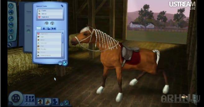 The Sims 3 - Zwierzaki