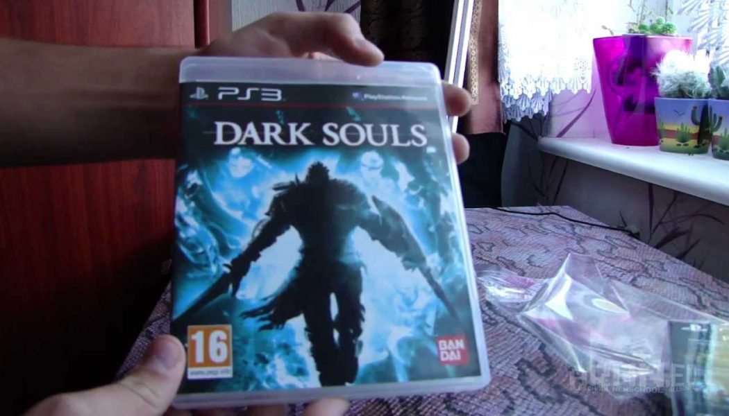 Dark Souls Limited Edition – Unboxing