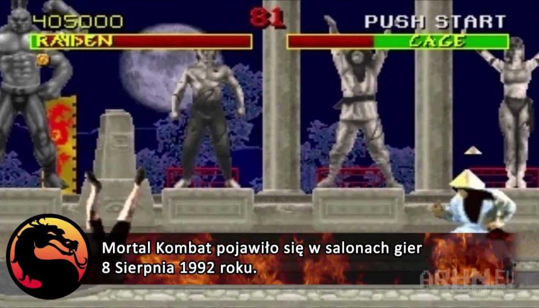 Mortal Kombat… w pigułce – Część 1