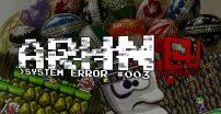 System Error #003