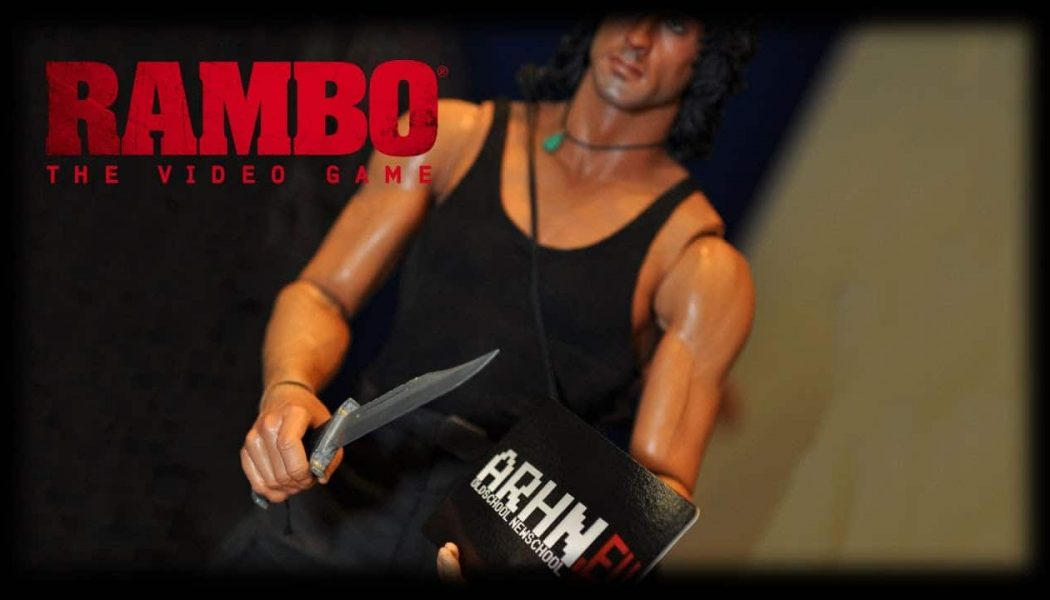 Gamescom 2012: Rambo: The Video Game