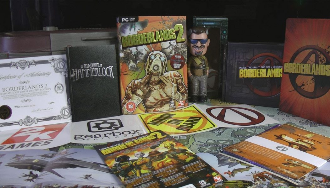 Borderlands 2 Ultimate Loot Chest Limited Edition