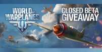 Giveaway: World of Warplanes Closed Beta