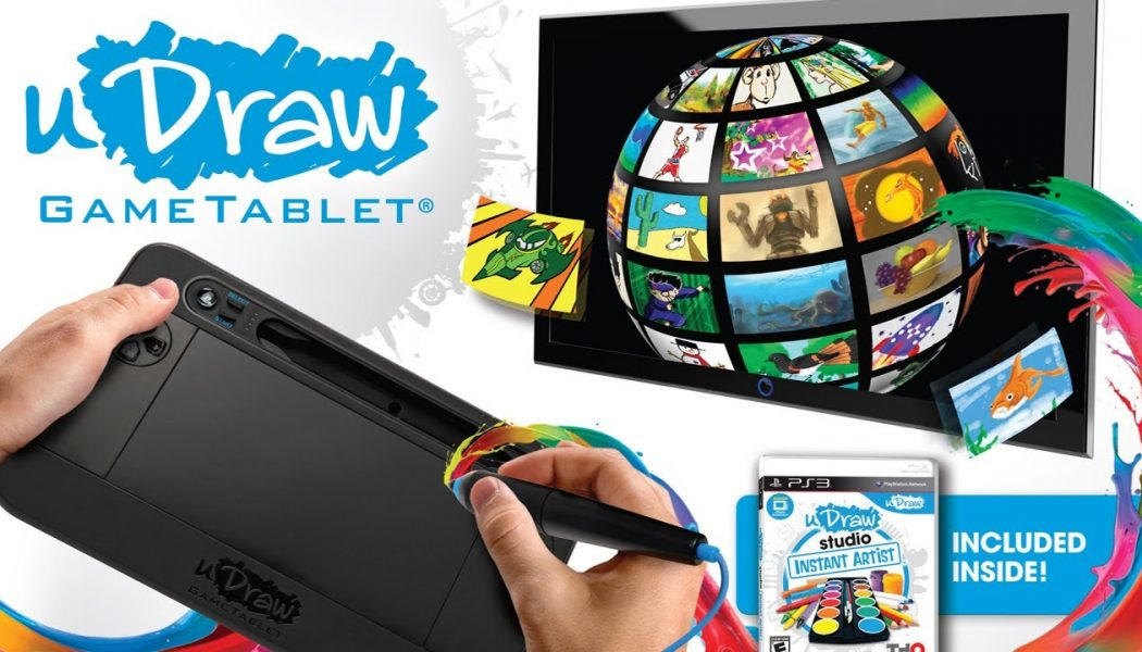 uDraw Tablet + uDraw Instant Artist