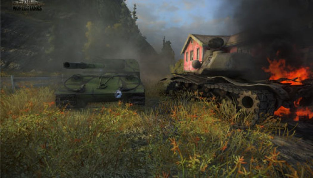 Preview: World of Tanks Update 8.0