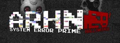System Error Prime: Pokémonowe Legendy