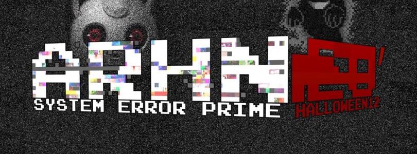 System Error Prime – Pokémonowe Legendy