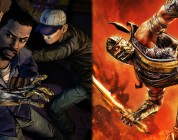 The Walking Dead i Mortal Kombat