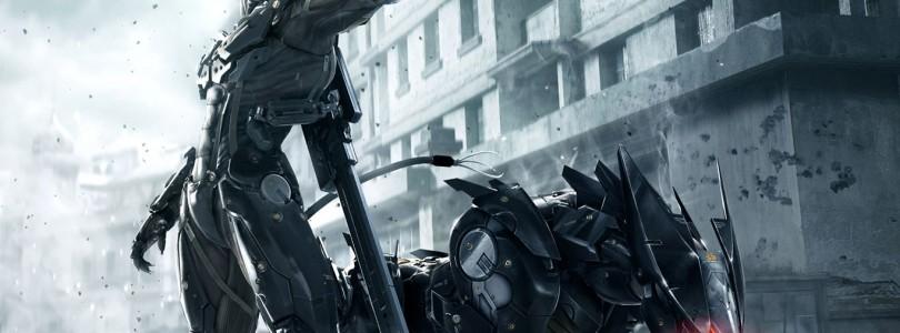 Premierowo: Metal Gear Rising