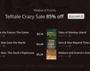 Wyprzedaż gier Telltale - gog.com