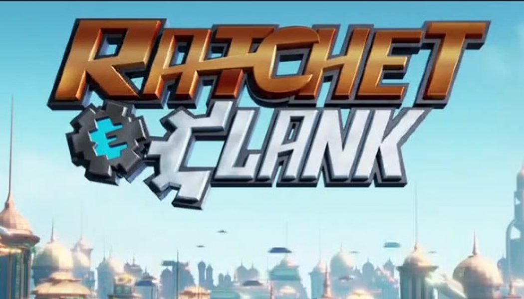 Ratchet and Clank film