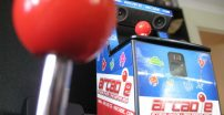 Miniaturowe Automaty: iCade, Arcadie