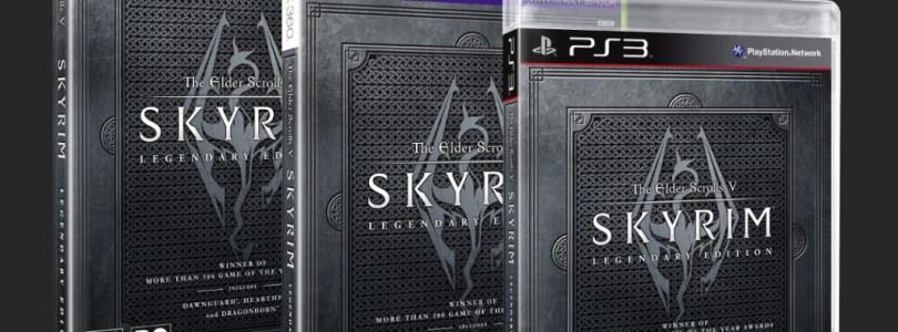 """Skyrim """"Legendary edition"""""""