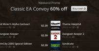 Wyprzedaż GOG - EA