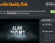 Alan Wake w tygodniowej wyprzedaży!
