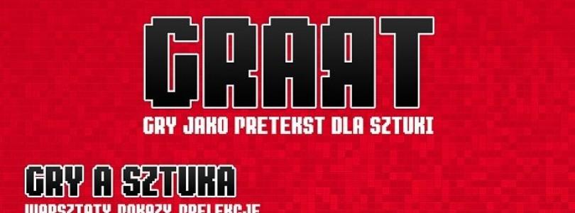 GRART – gry jako pretekst dla sztuki