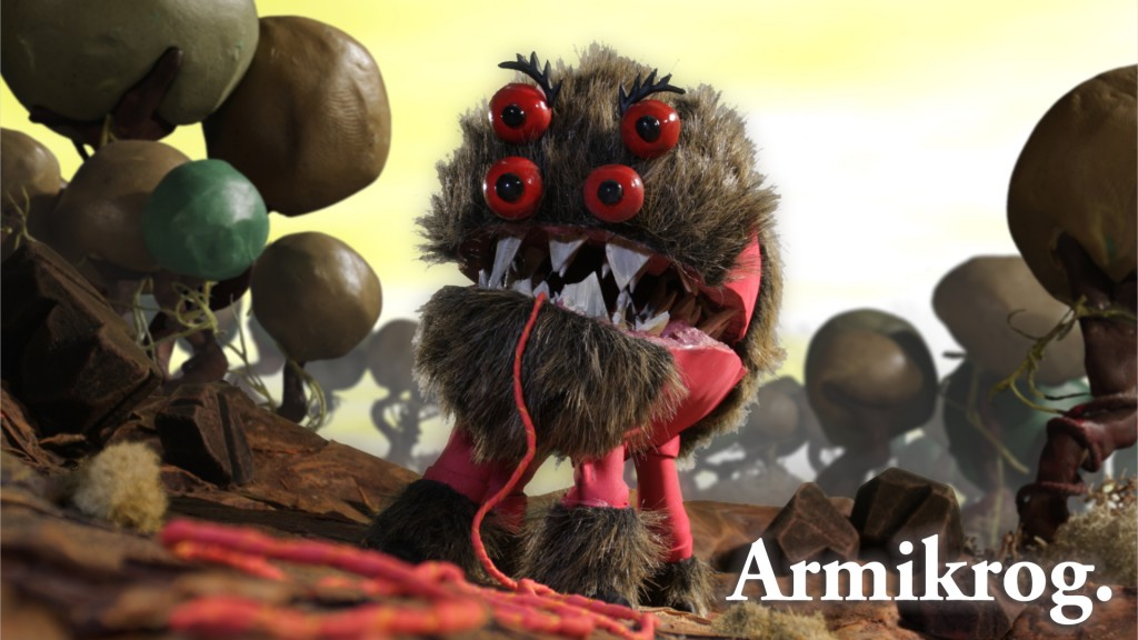 Armikrog - Mongrel
