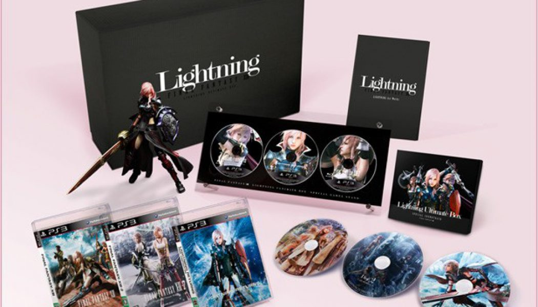 Final Fantasy XIII – Lightning Ultimate Box