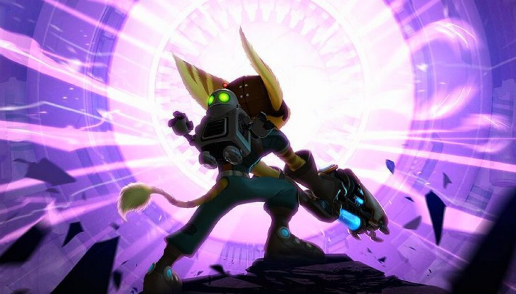 Livestream z Ratchet & Clank: Nexus