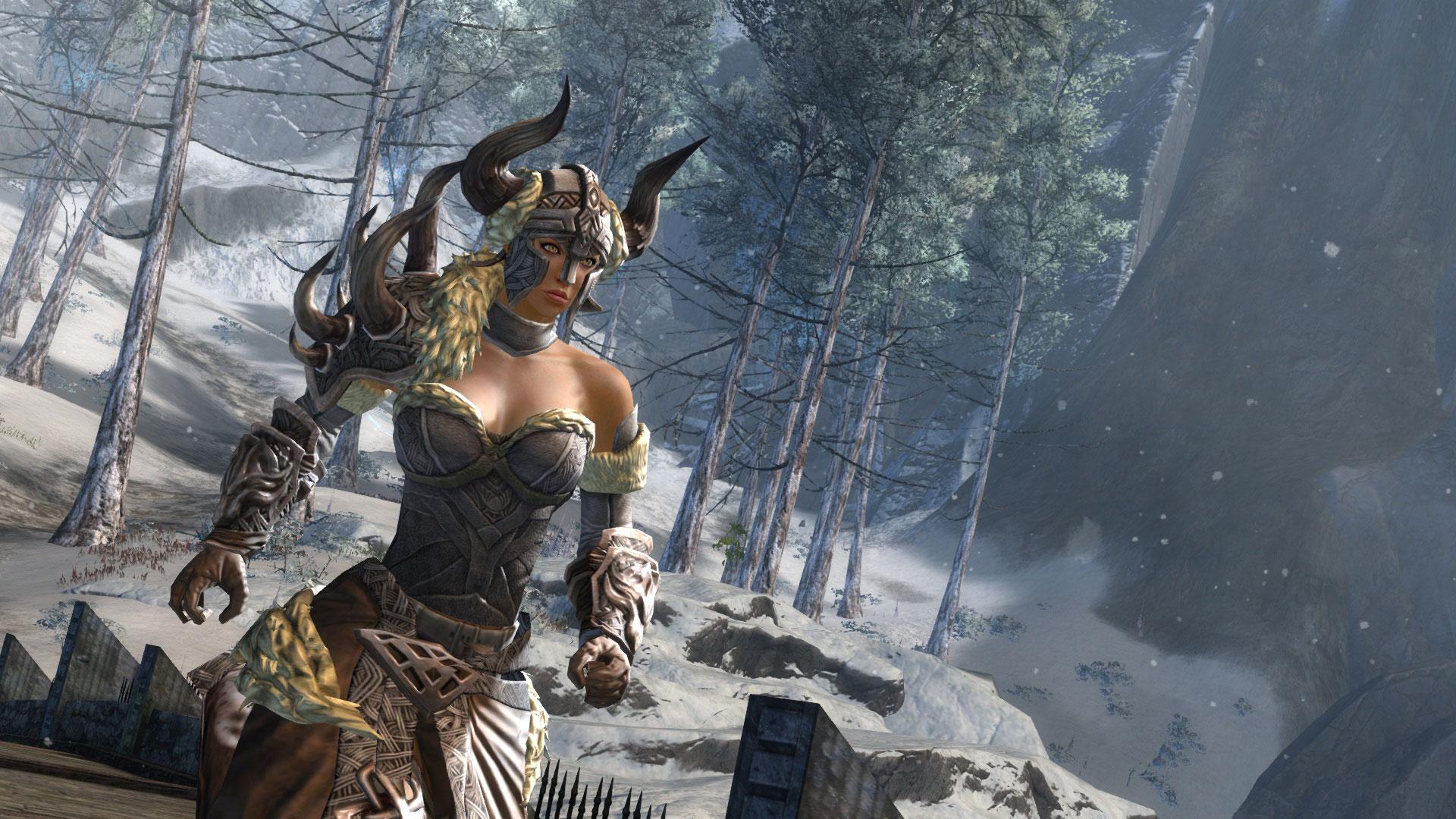 Norn female cultural armor