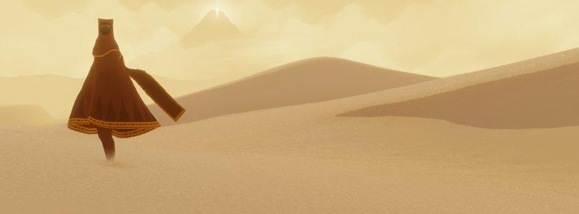 Pustynia w Journey