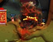 Worms Revolution Fire