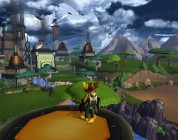 The Ratchet and Clank Trilogy i Ratchet: Gladiator HD