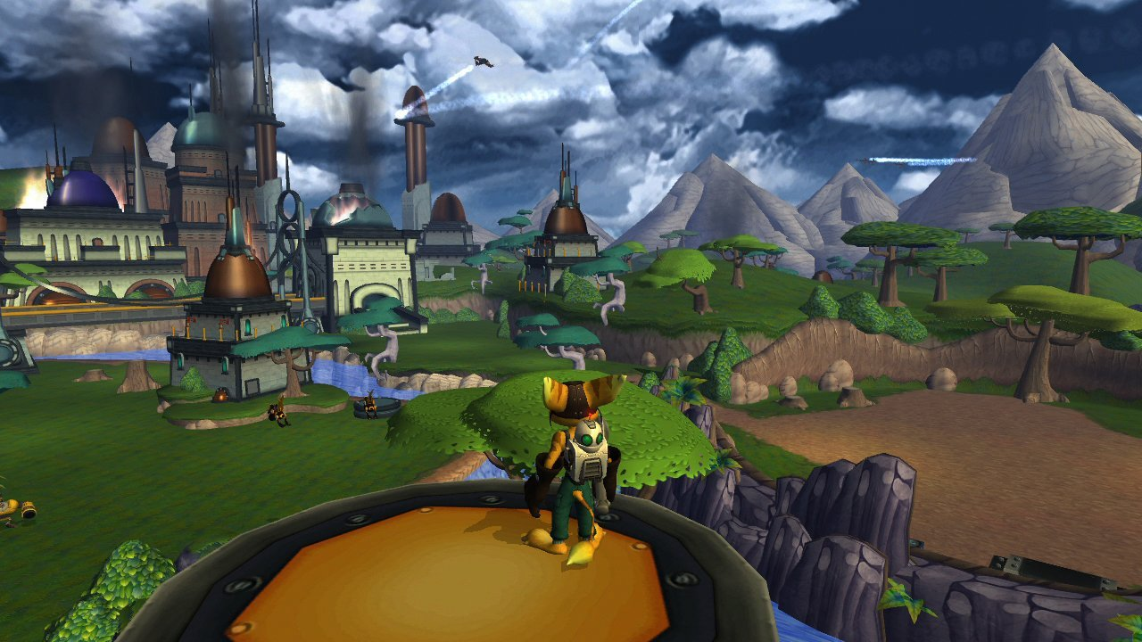 Ratchet and Clank 1 HD