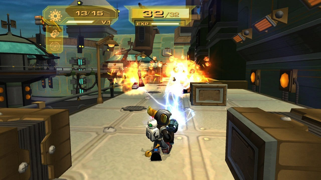 Ratchet and Clank 3 HD