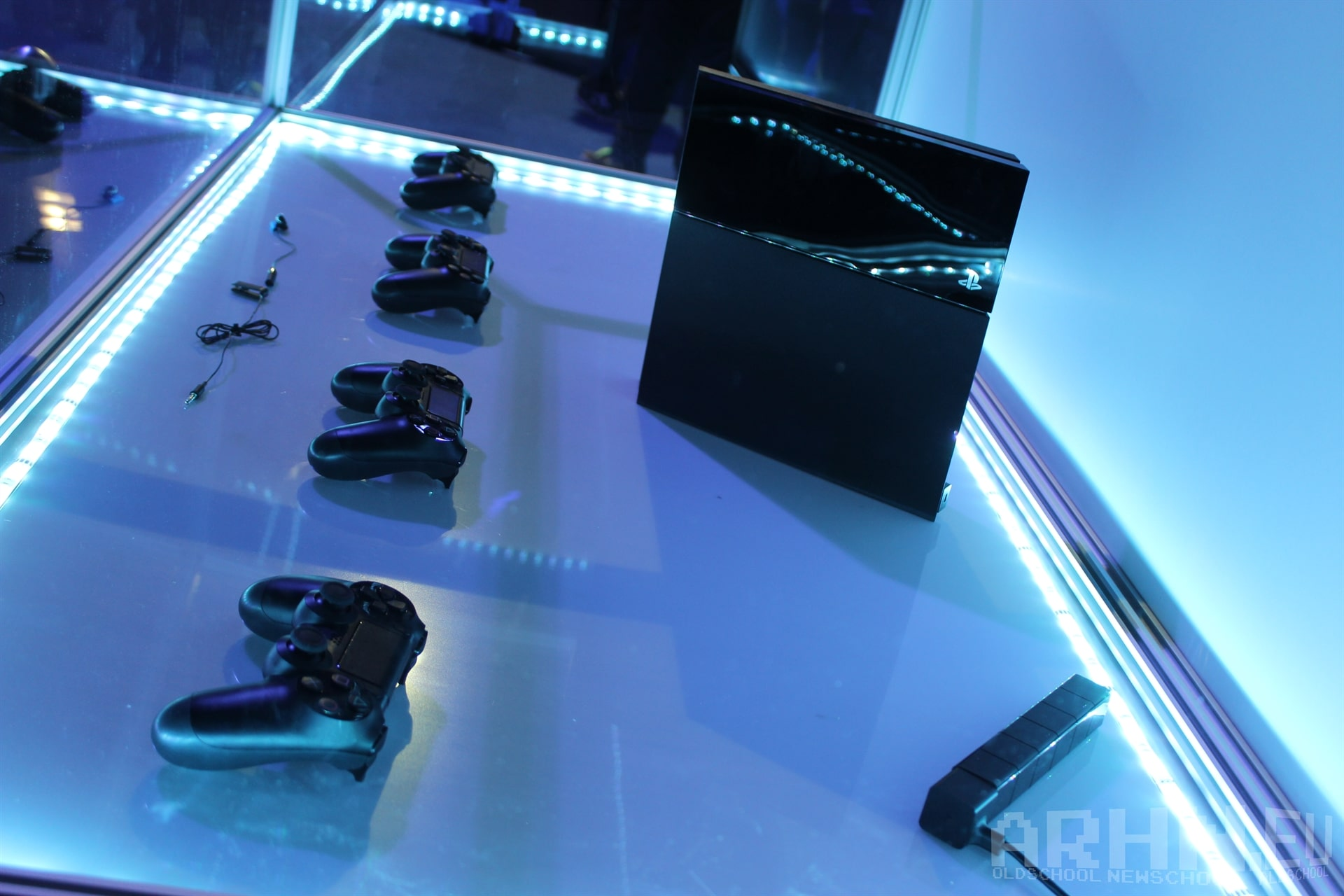 PlayStation 4 na Eurogamer Expo