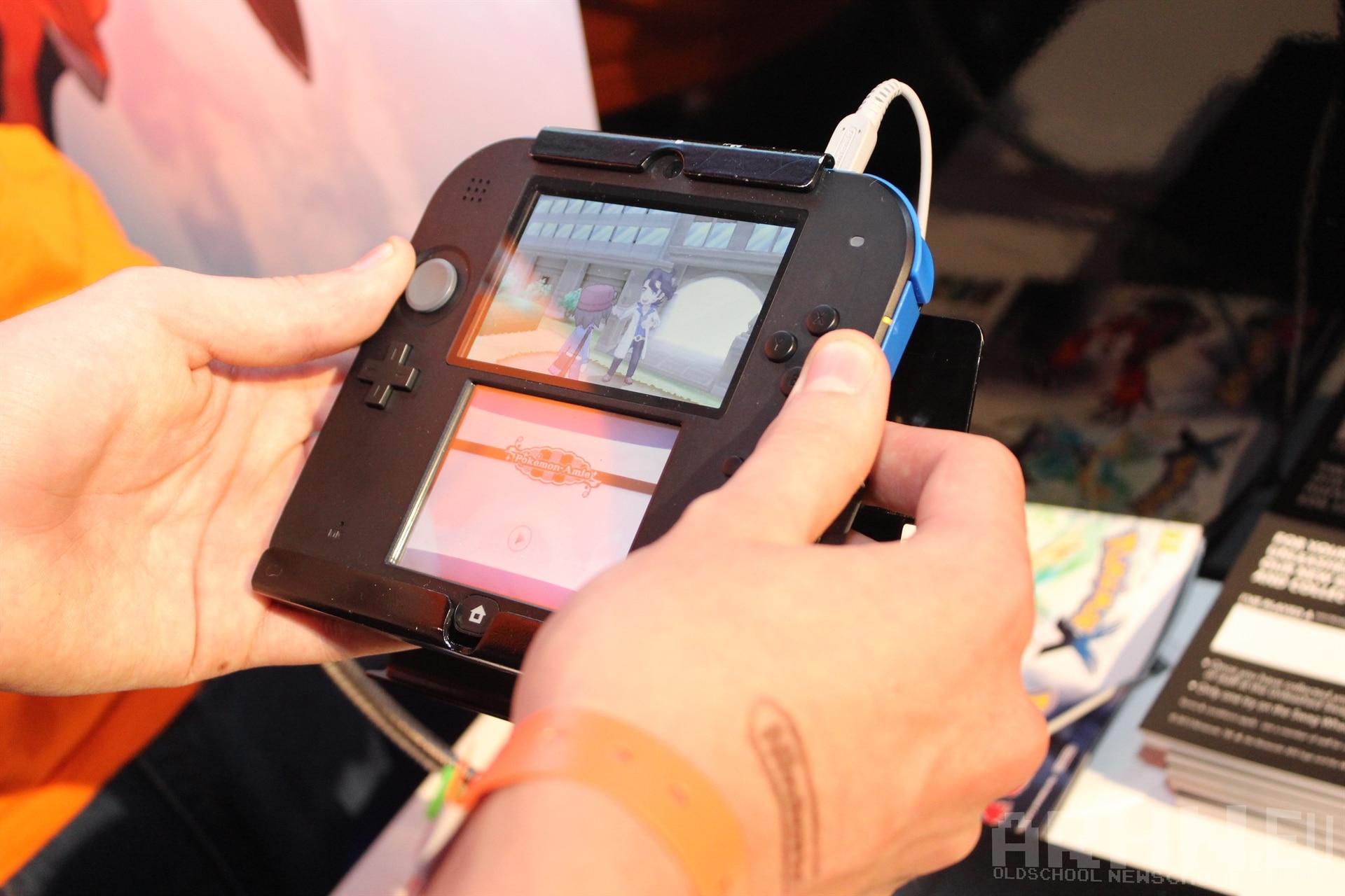 Nintendo 2DS na Eurogamer Expo