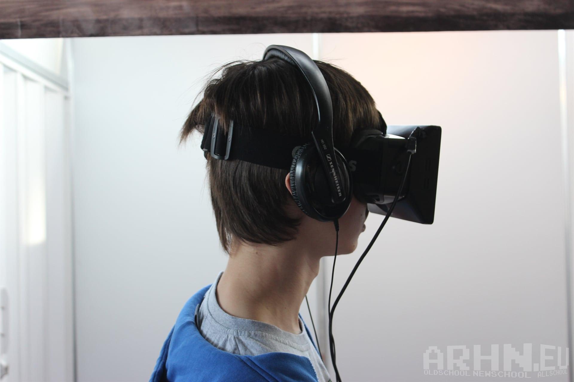 Oculus Rift na PGA