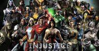 Injustice: Gods Among Us pojawi się na Vicie, PS4 i PC