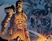 dark souls II komiks