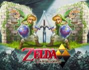 The Legend of Zelda: A Link Between Worlds Wydanie Kolekcjonerskie
