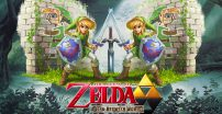 The Legend of Zelda: A Link Between Worlds Wydanie Kolekcjonerskie
