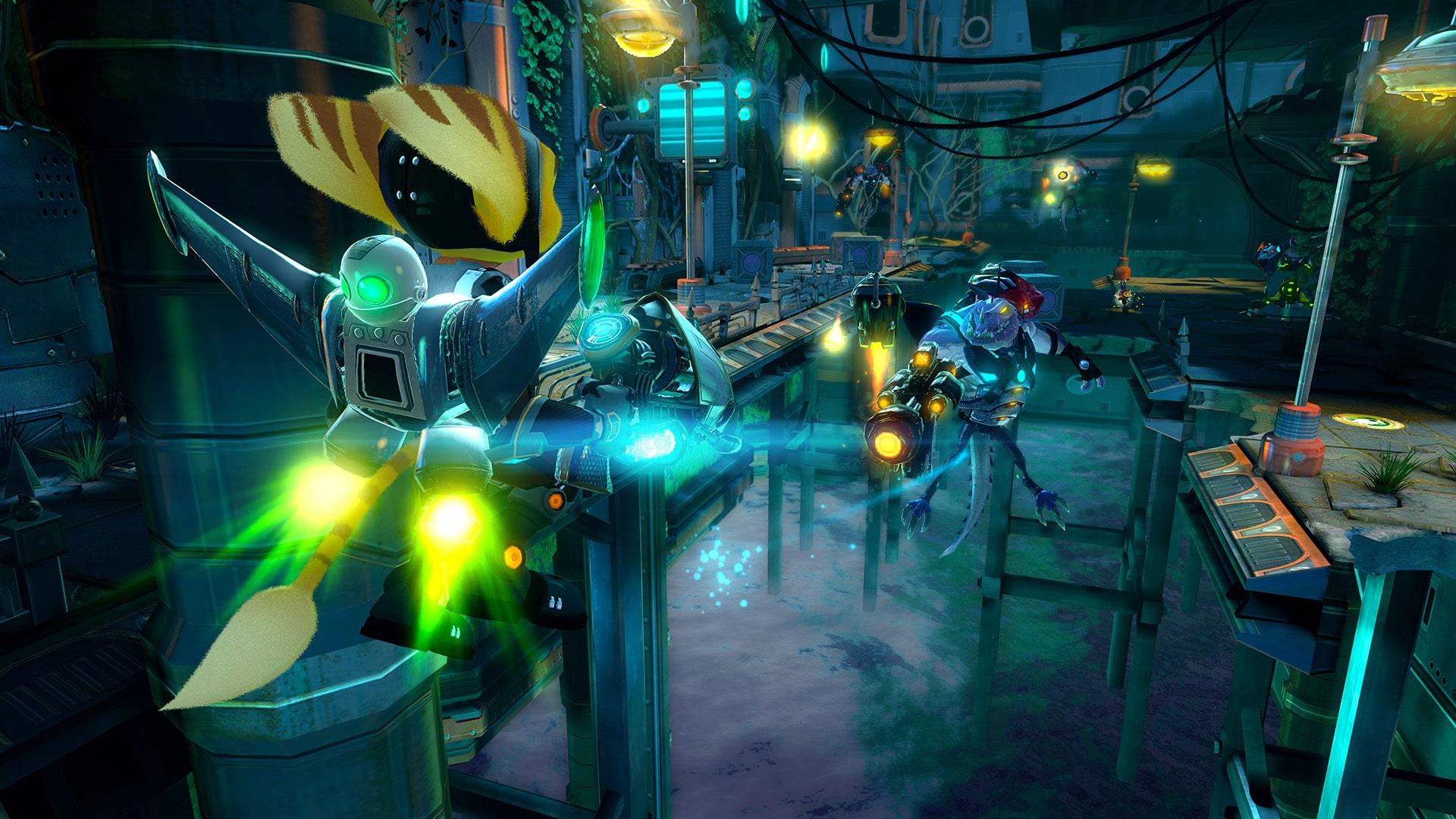 Ratchet and Clank: Nexus