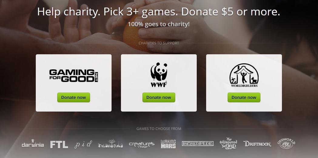 gog.com charity