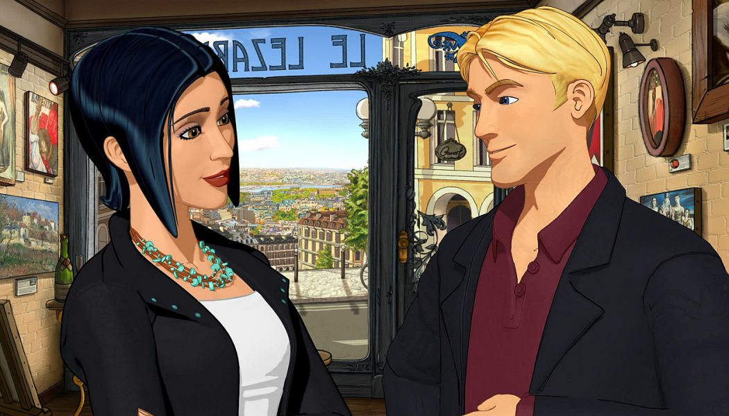 Broken Sword: The Serpent's Curse – część 2.