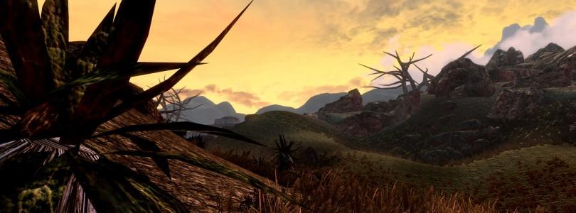 Morrowind na silniku Skyrima wygląda naprawdę nieźle!