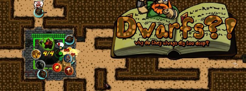 Dwarfs!? – Podgląd #001