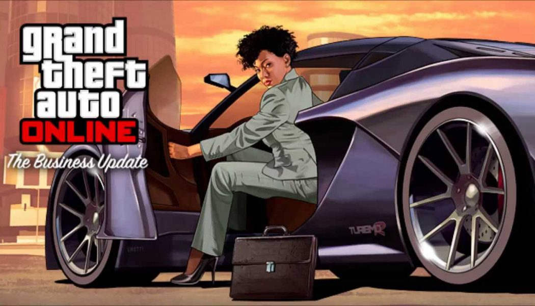 """Business update"" do GTA Online już we wtorek"