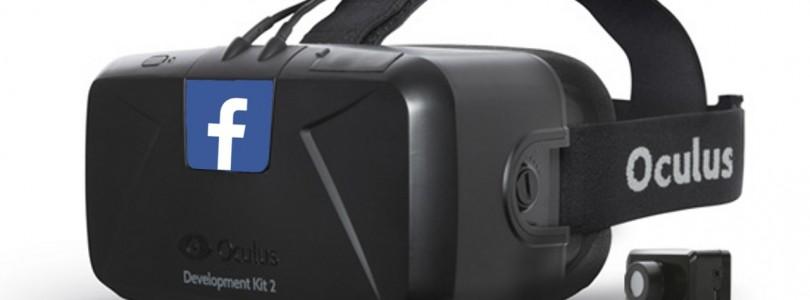 Gorący temat: Oculus Rift i Facebook