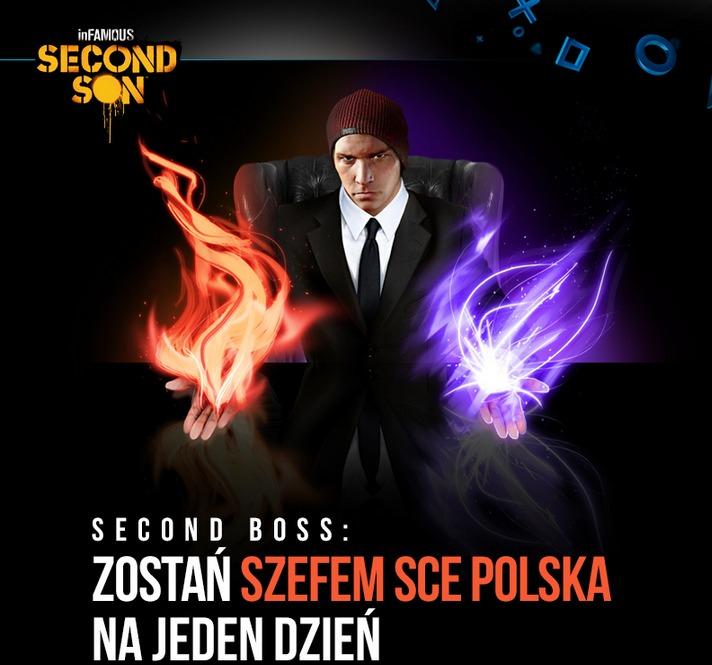 #SecondBoss
