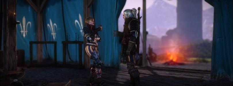 """Zrzut ekranu z gry """"Wiedźmin 2: Zabójcy Królów"""""""