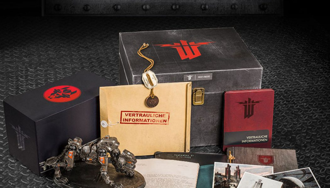 Wolfenstein: The New Order – Panzerhund Edition