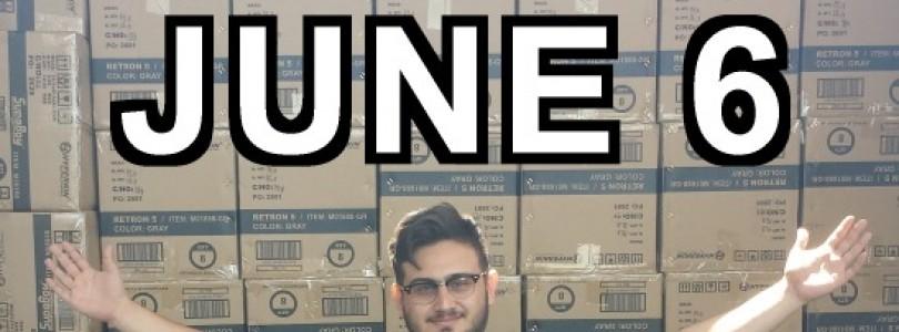 Retron 5 dostępny od 6 czerwca