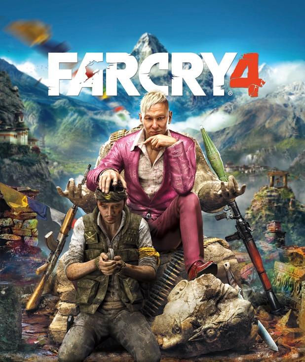 Pierwsza grafika z Far Cry 4