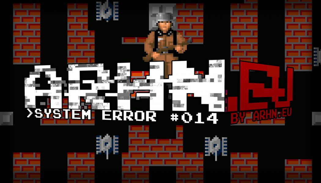 System Error #014