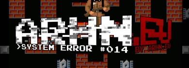 System Error #14